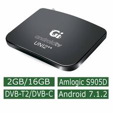 Android Смарт Приставка GI UNI 2 Plus Plus 2G/16G