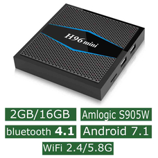 Android Смарт Приставка H96 Mini Plus 2G/16G