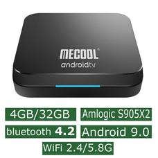 Android Смарт Приставка Mecool KM9 pro S905X2 4G/32G