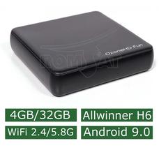 Android Смарт Приставка OzoneHD FUN Allwinner H6 4G/32G Dual WiFi