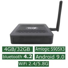 Android Смарт Приставка TOX 1 4G/32G Dual WiFi