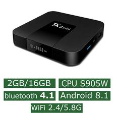 Android Смарт Приставка TX3 mini-A S905W 2G/16G