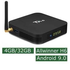 Android Смарт Приставка Tanix TX6 4G/32G