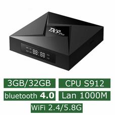 Android ТВ-приставка TX9 Pro S912 3G/32G