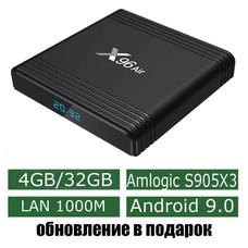 Android Смарт Приставка X96 Air S905X3 4G/32G