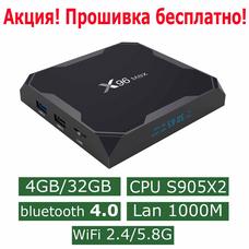 Android Смарт Приставка X96 Max 4G/32G
