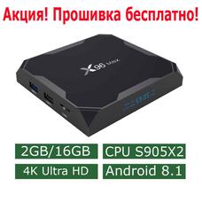 Android Смарт Приставка X96 Max 2G/16G