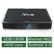 Android Смарт Приставка X96H Alwinner H603 2G/16G
