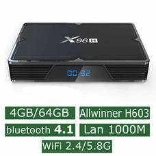 Android Смарт Приставка X96H Alwinner H603 4G/64G