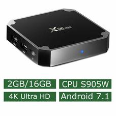 Android Смарт Приставка X96 Mini 2G/16G