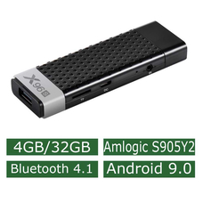 Android Смарт Приставка X96S TV Stick 4G/32G