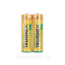 Батарейка X-Digital Super Alkaline LR06 уп. 2 шт.
