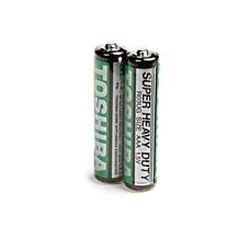 Батарейка Toshiba R03 Heavy Duty SP уп. 2 шт.