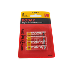 Батарейка KODAK EXTRA HEAVY DUTY R3 блистер