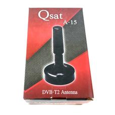 Антенна комнатная Q-Sat A-15 Активная