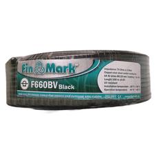 Коаксиальный кабель FinMark F660BV Черный (100м)