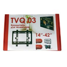 """Кронштейн для ТВ TVQ-03 14""""-34"""""""