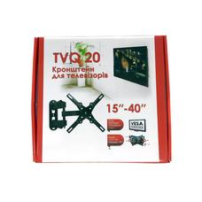 """Кронштейн для ТВ TVQ-20 15""""-40"""""""