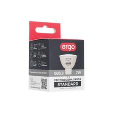 Светодиодная лампа ERGO Basic MR16 GU5.3 7W 4100K