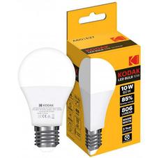 Светодиодная лампа KODAK A60 E27 10W 3000K