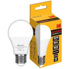 Светодиодная лампа KODAK A60 E27 10W 6000K