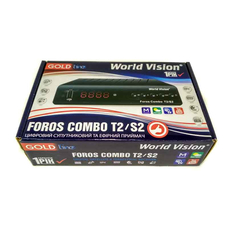 World Vision Foros combo S2/T2