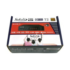Ресивер Т2 Satcom T505