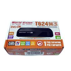 Ресивер Т2 World Vision T624M3