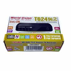 Ресивер Т2 World Vision T624M2
