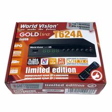Ресивер Т2 World Vision T624A