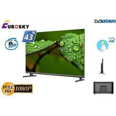 Телевизор Eurosky 43 E43FHRT2S2C