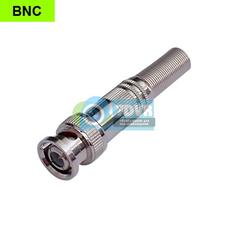 Коннектор BNC-M с пружиной